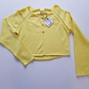Girl's Zara Knitwear Cardigan Bolero 11-12 Yrs